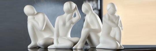 Gilde Skulpturen - Lifestyle und Wellness Serie