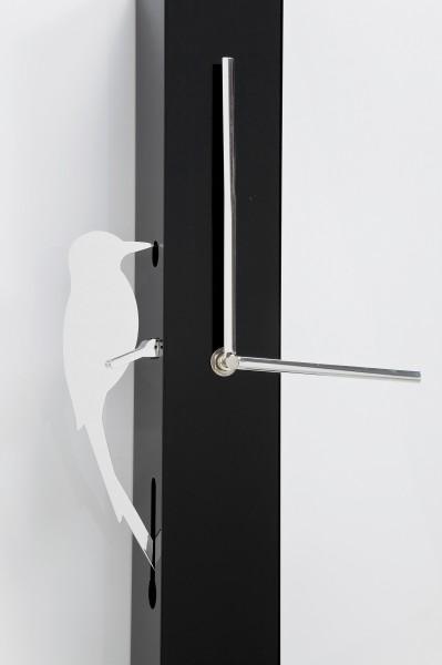 wohnzimmer wanduhr design wohnzimmer moderne kare design wanduhr pendulum bird - Wanduhr Design Wohnzimmer