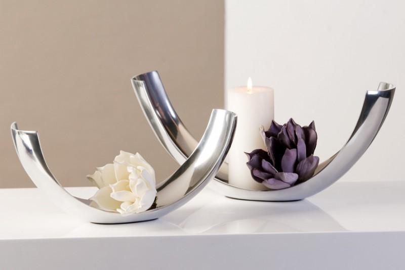 dekoration silber | möbelideen
