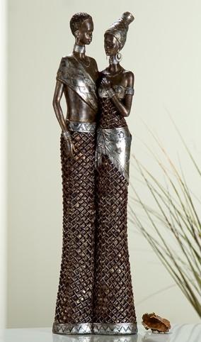 Deko Afrika / Afrikanische Figuren / Statuen / Skulpturen &#034 ...