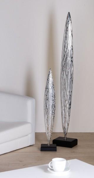 """Casablanca Design Deco-Art Skulptur """"Elipse"""", 79 cm ..."""