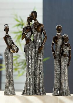 Afrikanische Statuen & Figuren