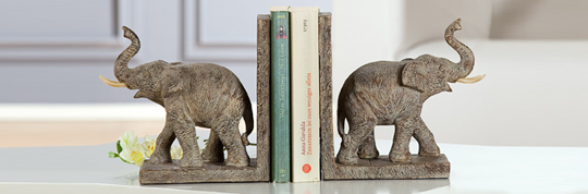 deko elefanten. Black Bedroom Furniture Sets. Home Design Ideas